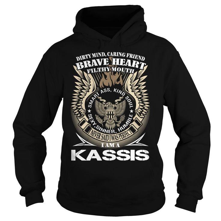 KASSIS Last Name, Surname TShirt v1