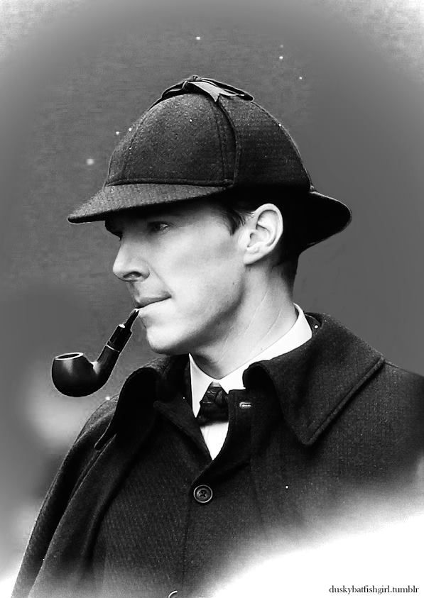 love the Victorian Sherlock, brings the original books to life!