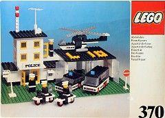 370-1: Police Headquarters