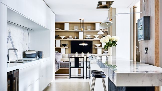 11 of the most beautiful white and neutral kitchens - Vogue Living