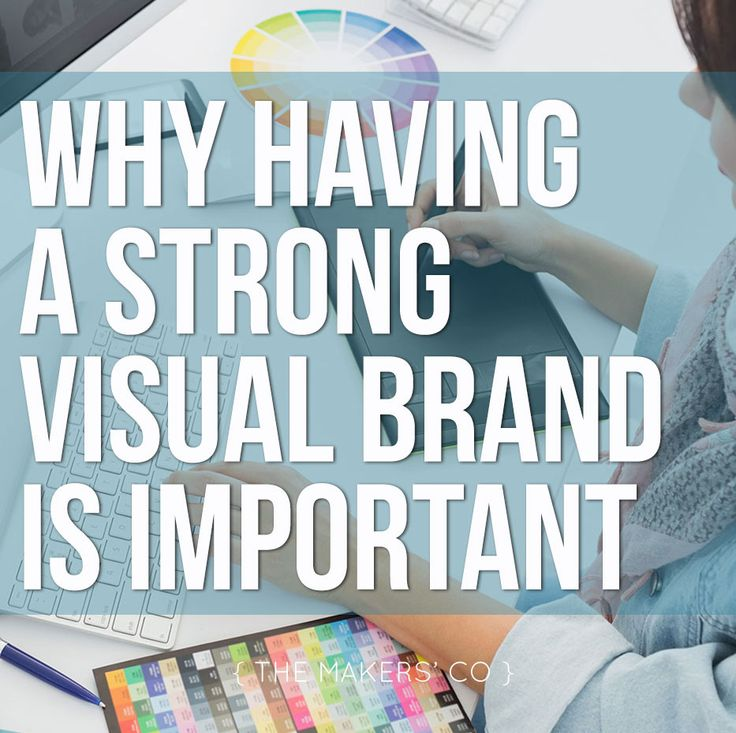 Why having a strong visual brand is important and how a style guide can help you