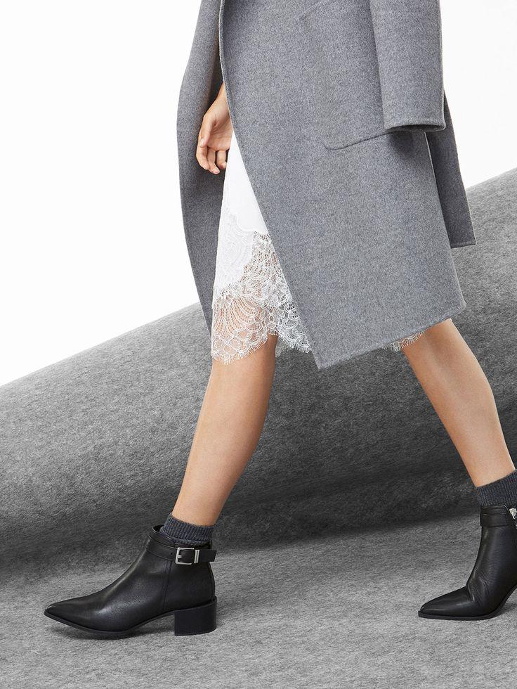 Ver todo - Zapatos - MUJER - Massimo Dutti España