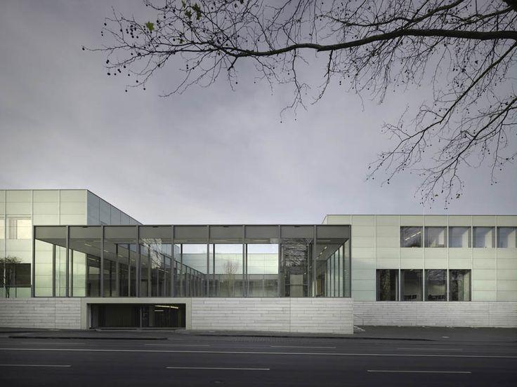Folkwang Museum. Essen, Germany. David Chipperfield.