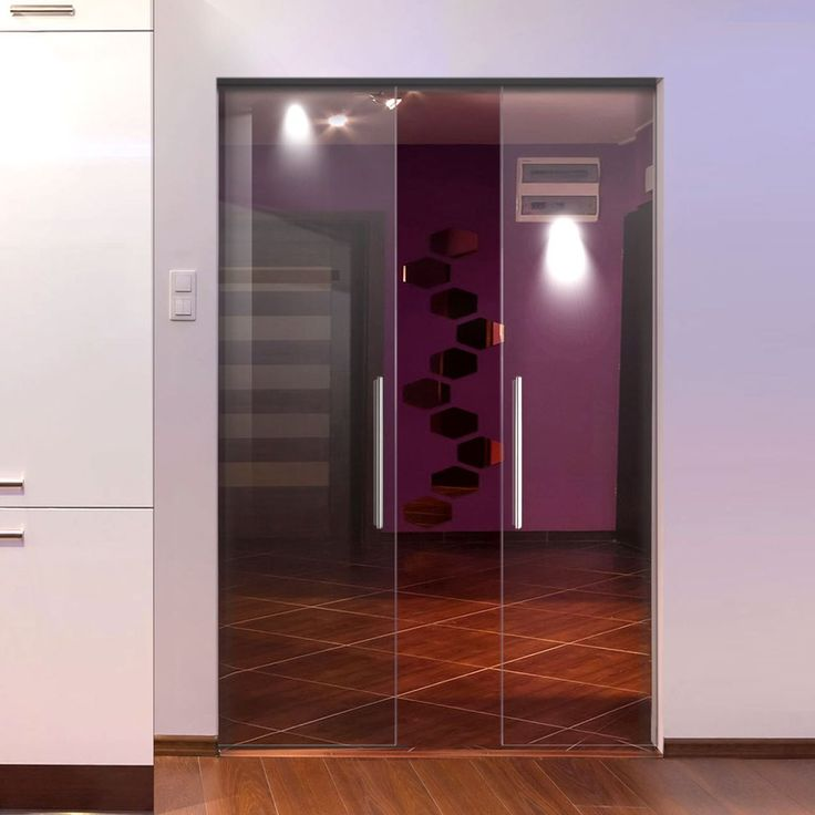 Eclisse 10mm Clear Glass Syntesis Double Pocket Door - No Design & Best 10+ Double pocket door ideas on Pinterest | Pocket doors ... Pezcame.Com