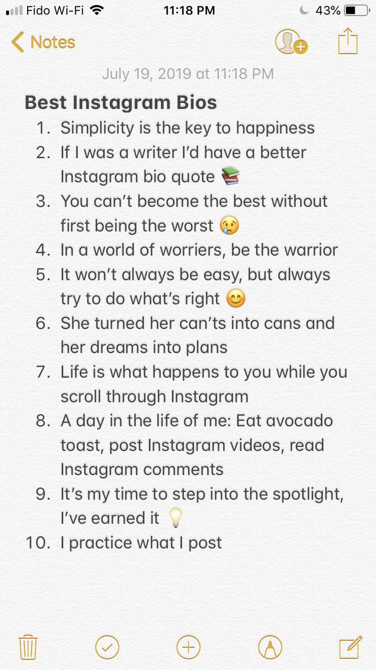 200 Instagram Bio Ideas You Can Copy And Paste Instagram Quotes Funny Instagram Captions