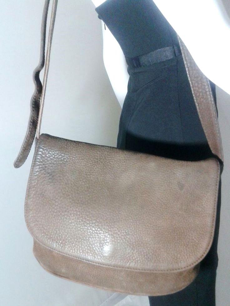 4176c3e40ce0 Vintage Coach Sonoma Nubuck Leather Flap Messenger Brown Crossbody Bag~4935   Coach  ShoulderBagCrossbody designer bags and  handbags  purses
