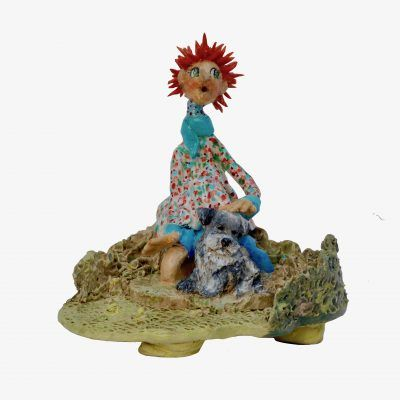 Welcome to Artdor Gallery A collection of Sculpture, Ceramics and Fine art Jewellery created and curated by artist and sculptor Dorienne Carmel.