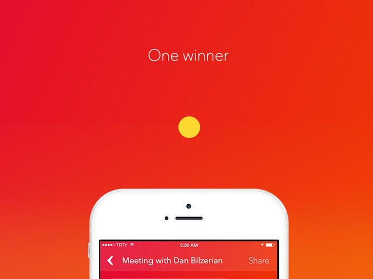 One winner by Marko Prljic