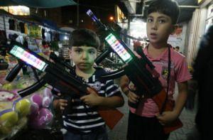 U.S. School Aged Children Afraid Of ISIS Threats