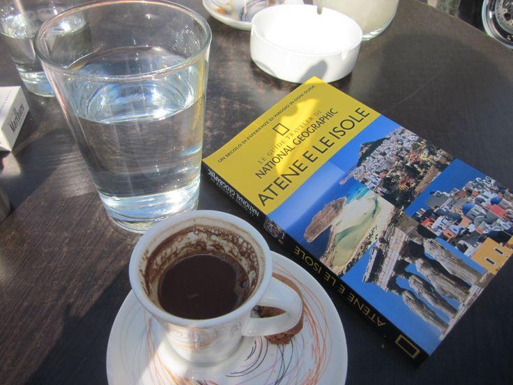 Els meus cafès. Atenes.
