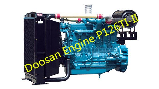 DOOSAN#Korean#Engine#Diesel Generator#240KW/300KVA#Genset