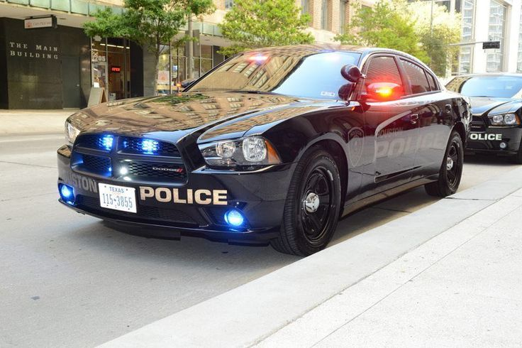 Houston (TX) Police {Ghost Graphics} Dodge Charger Slicktop