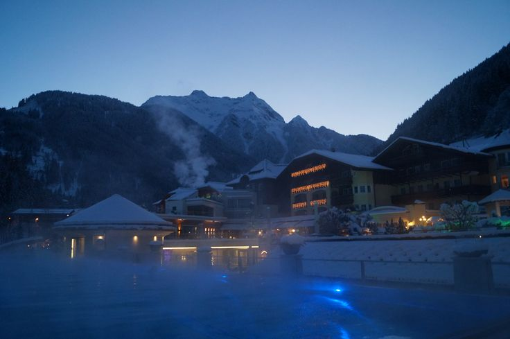 Wonderful winter evening...<3 #STOCK*****resort in Finkenberg/Tirol