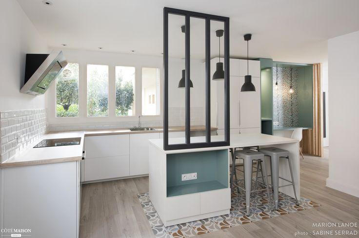 Rénovation d'un appartement à la Croix Rousse, Lyon, Marion Lanoë - architecte d'intérieur