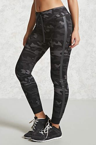 f22f14fc8c55d6 Active Camo Print Leggings | Products | Camo leggings, Printed ...