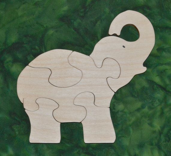 """Puzzles help to develop small motor skills, hand-eye coordination and visualization skills that help with reading development. He is made from toy grade 1/2"""" Baltic birch plywood and is rubbed with AMF Naturals, an oil wax finish that is completely safe. Dimensions 8.5"""" high and 9"""" wide"""