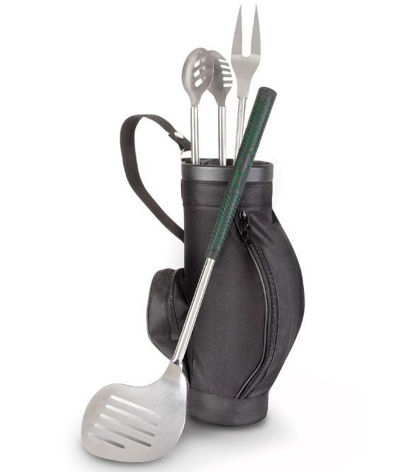 utensílios Grelhar para quem gosta de churrasco, tanto quanto eles amam o golfe. | 33 Products That Are Almost Too Clever To Use
