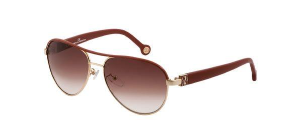 Gafas de Sol Carolina Herrera SHE019 0300 Si te gustan estas gafas puedes comprarlas en www.tuopticaonline.es