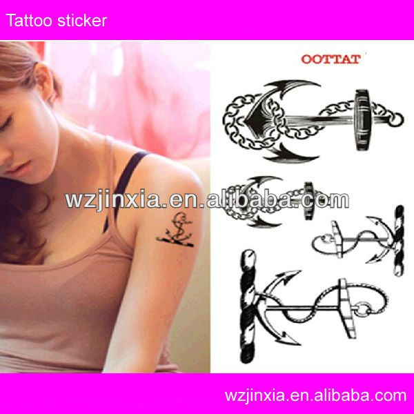 Hot sale sex girl tattoo with high quality,cool tattoos for girls $0.07~$0.5