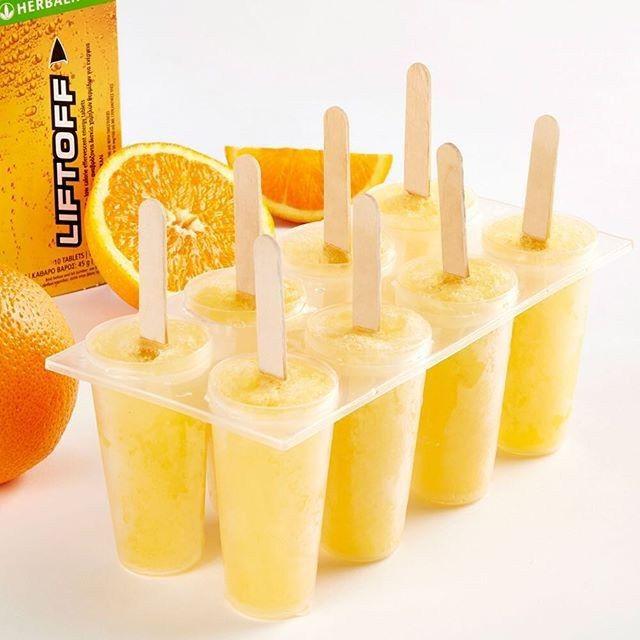 Herbalife Liftoff Efervesan içecek portakal aromalı, Herbalife Liftoff Efervesan içecek limon aromalı ve tüm Herbalife ürünleri...