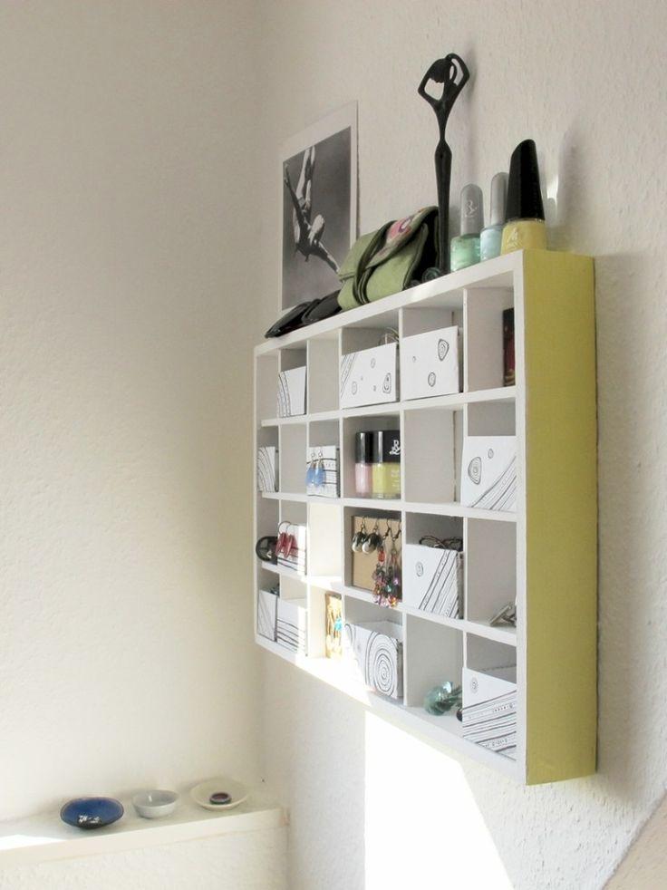 Setzkasten, Schmuckkasten, Schmuckkommode, DIY, Upcycling ...