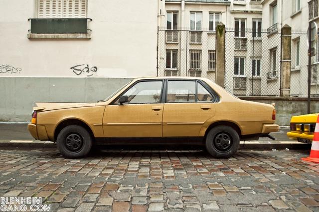 Michel Gondry hacked cars