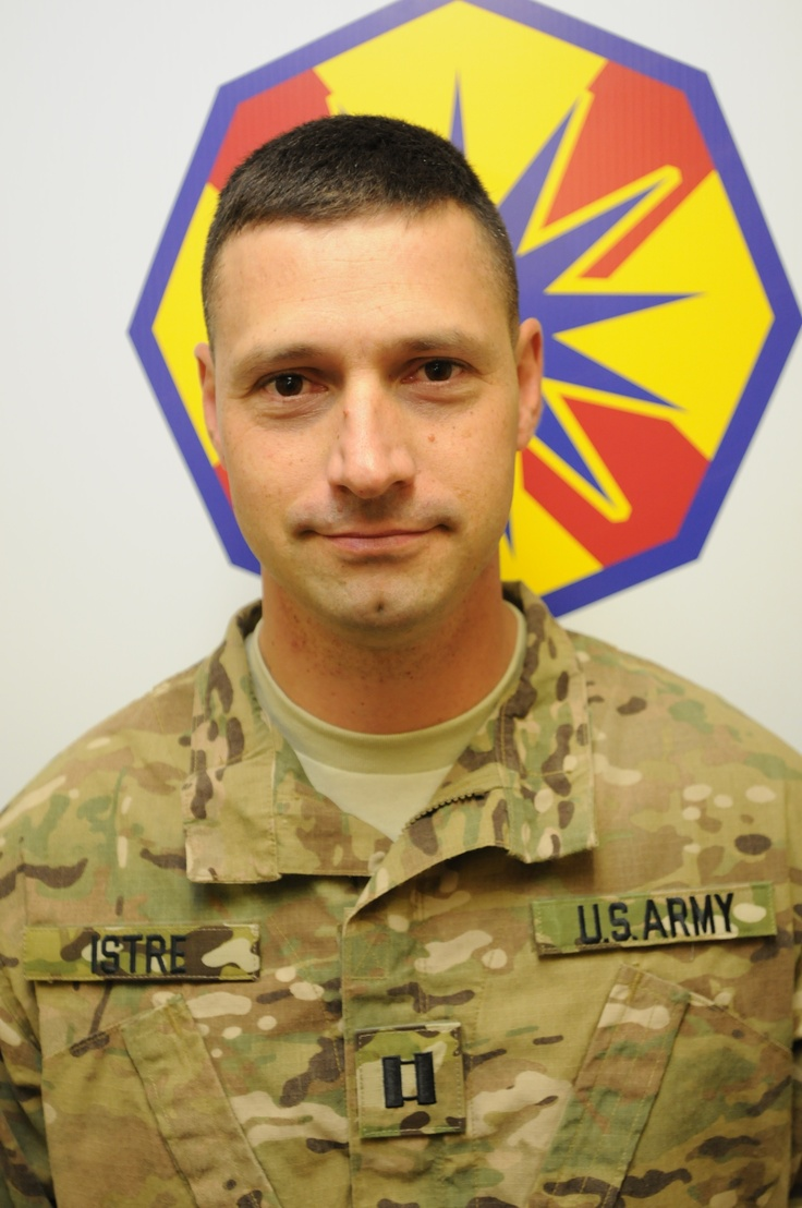 Army Capt. Aaron D. Istre Died March 24, 2012 Serving