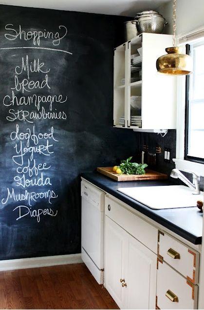 Piccole cucine ar home 39 s design home chalkboard for Piccole cucine design