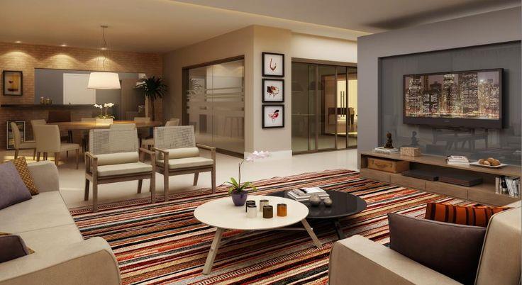 Espaço Gourmet e Lounge