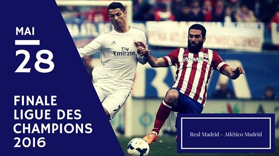 Pronostic Finale de Ligue des Champions 2016 : Real Madrid – Atlético Madrid  > http://wallabet.fr/pronostic-ligue-champions-real-madrid-atletico-madrid/