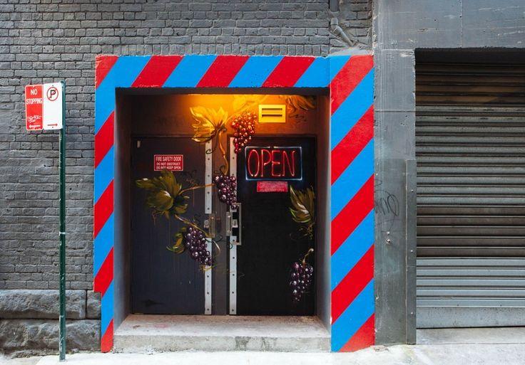 Follow the Neon Arrow to Deli Wine Bar - Broadsheet Sydney - Broadsheet