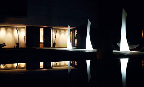 Designer outside lamps and lighting online at potstore.co.uk