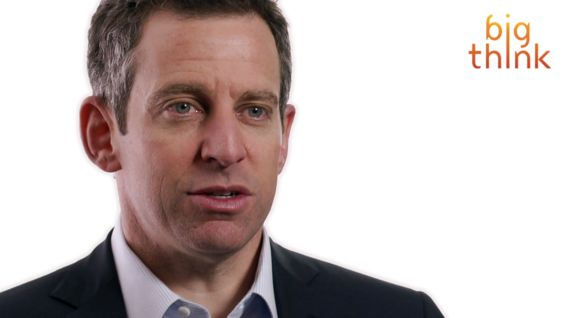 sam harris author philosopher essayist atheist