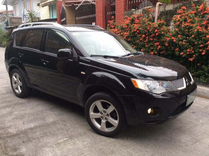 For Sale 2008 Mitsubishi Outlander 3.0Li 4WD Automatic Transmission for Price and other details click link https://www.autotrade.com.ph/carsforsale/2008-mitsubishi-outlander-3-0li-4wd-automatic-transmission/