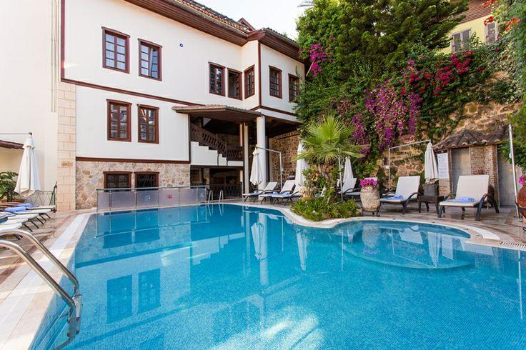 Dogan Hotel Pool view