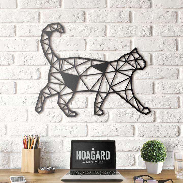 Hoagard Metal Deco Metal Plaka Duvar Dekorlari World Map