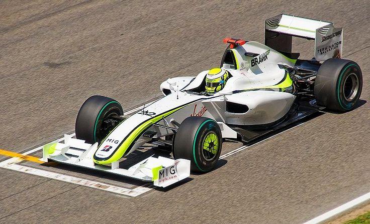 """""""Jenson Button Brawn - Mercedes 2009 """""""