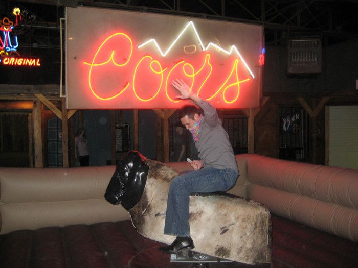 13 things to try in Denver. 9. Grizzly Rose: Country Bar, Nightclub, and Dance Hall