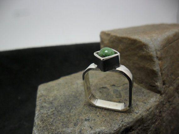 Sterling silver ornato con un anello di di LesToquesJoailliers