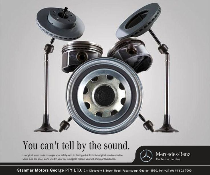 Unoriginal spare parts endanger your safety and distinguishing it from the original needs expertise. Protect yourself and loved ones, make sure the spare parts used in your car is original. Contact us on 044 802 7000. #TeamStanmar