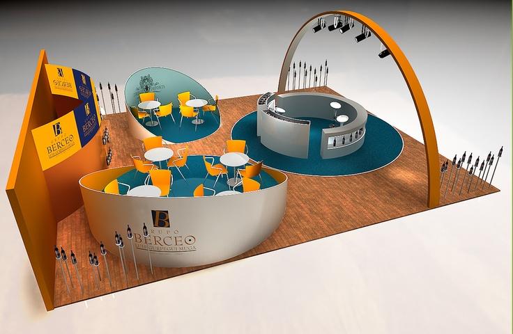 Barcelona, Render, 3D de Guernik Empresa Grupo Berceo