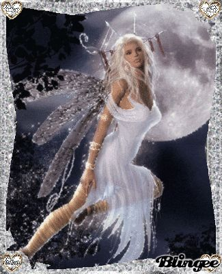 THE FULL MOON FAIRY