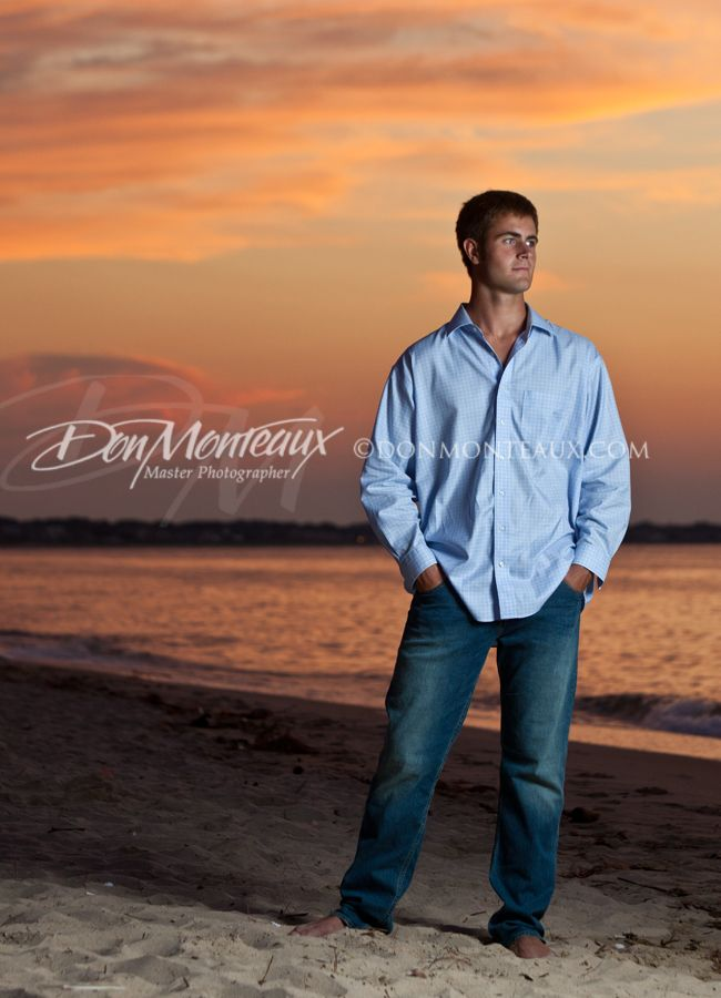 High School Senior Portrait session of Christian, Virginia Beach, VA » Don Monteaux Photographer boy senior photos poses