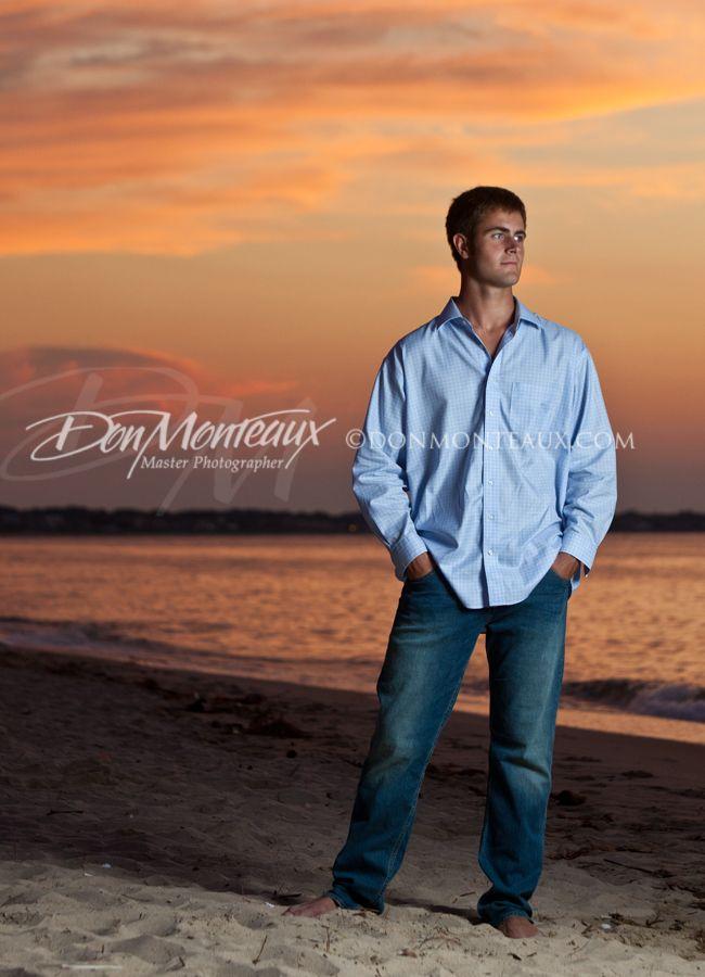 High School Senior Portrait session of Christian, Virginia Beach, VA » Don Monteaux Photographer boy senior photos poses