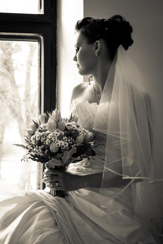 Photograph Bride by Romana Murray on 500px