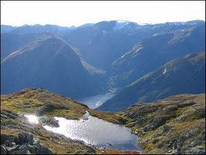 links for Balestrand and bike rentals