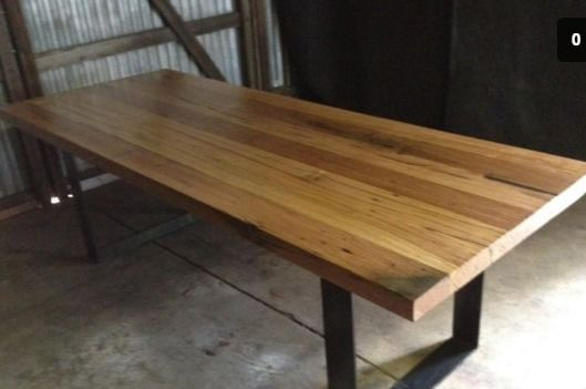 Recycled Timber Dining Table , Dining Tables