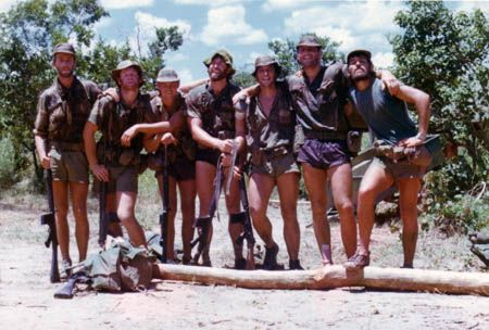 Selous Scouts Selection Course