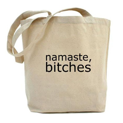 Lol!: Gift, Hot Yoga, Gym Bags, Naomi Clarks, Totes Bags, Yoga Mats, Beaches Bags, Teacher, Tote Bags