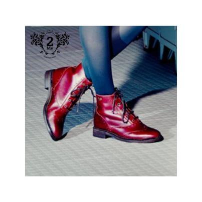 Gosta de sapatos vermelhos ou prefere tons neutros?